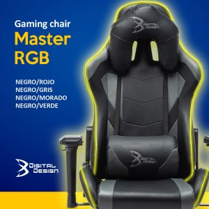 Gaming chair master RGB