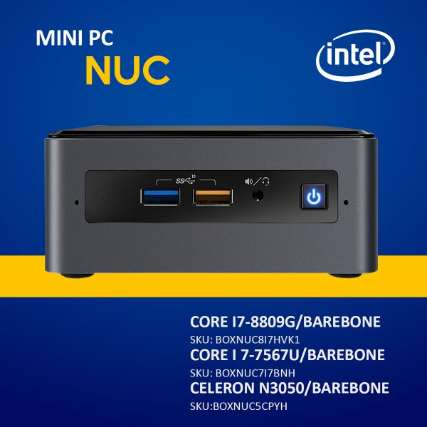NUC INTEL MIN PC