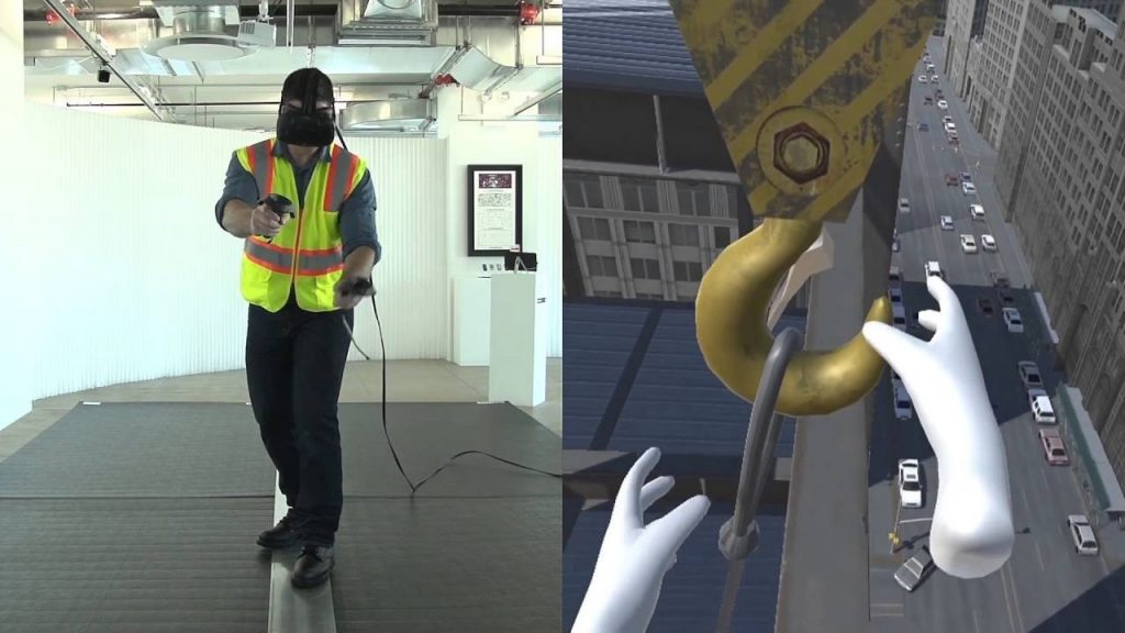 capacitación training realidad virtual