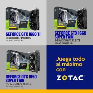 Geforce GTX Zotac