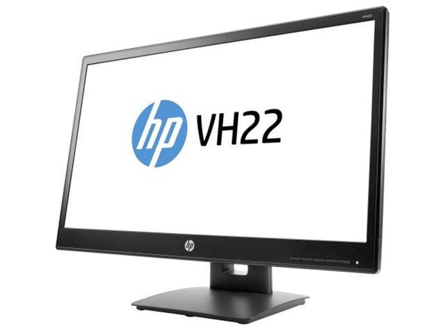 WORK & GAME monitor HP VH22