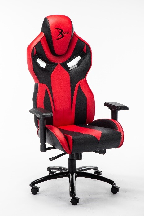 Red Fury Digital Design sillas gamer ideal para Home Office