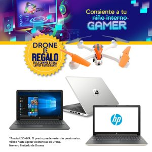 Laptop con Regalo