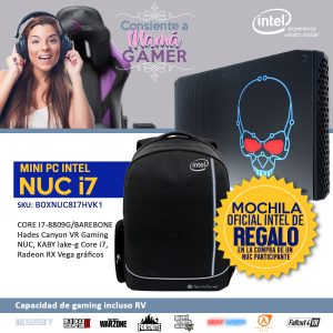 Intel NUC gamer
